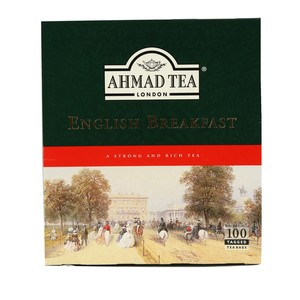 Ahmad English Break Breakfast Tea 100's