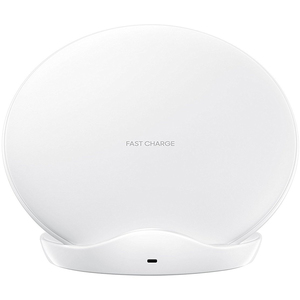 Samsung Wireless Charger Stand with Travel Adaptor N5100T White