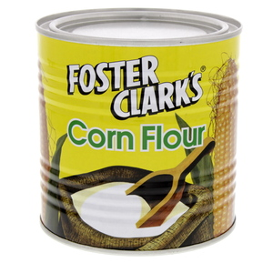 Foster Clark's Corn Flour In Tin  400 Gm