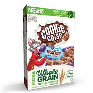 Nestle Cookie Crisp Chocolaty Chip Breakfast Cereal 375g