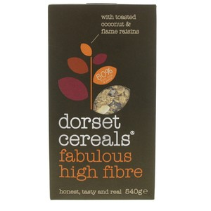 Dorset Cereals Super High Fibre Muesli 540 Gm