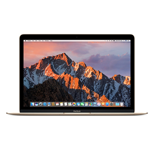 Apple Laptop 12 inches LED Laptop Gold (MRQP2ZS/A) - Intel i5 1.3 GHz, 8 GB RAM, 512 GB Hybrid (HDD/SDD), English Keyboard