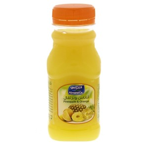 Almarai Pineapple And Orange Juice 200ml
