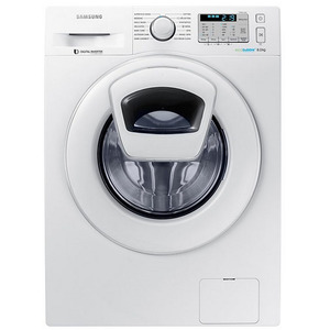Samsung Front Load Washing Machine WW80K5413WW 8Kg
