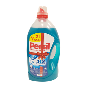Persil Concentrated Power Gel Top Load 3Litre + 2Litre Free