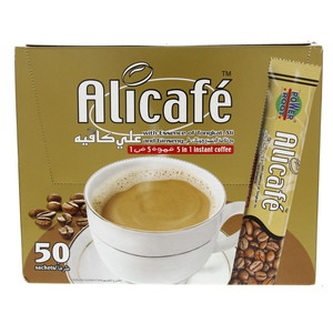 Power Root Alicafe 5 In 1 Instant Coffee 20g