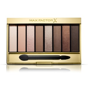 Max Factor Masterpiece Nude Palette Contouring Eye Shadows 01 Cappuccino Nudes 1pc