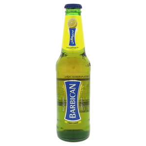 Barbican Lemon Non-Alcoholic Malt Beverage 330ml