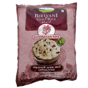 Bardhaman Rose Biriyani And Ghee Rice 5kg