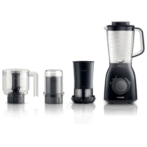 Philips Blender With Mill & Chopper HR 2166