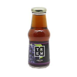 Trew Iced Tea Grape 240ml
