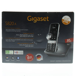 Siemens C/Less Telephone S820A