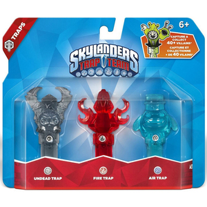 Skylanders Trap Team Air Undead And Fire Trap