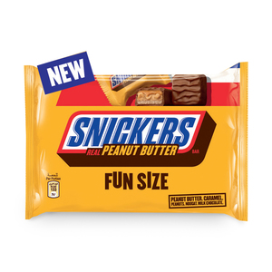 Snickers Mini Peanut Butter Chocolate 326g