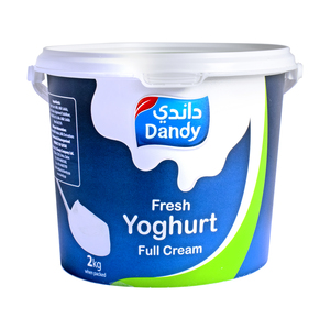 Dandy Fresh Yoghurt Full Cream 2kg