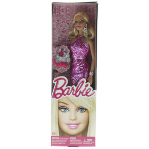 Barbie Glitz Doll T7580