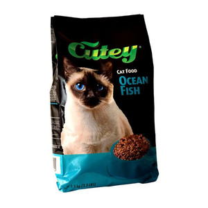 Cutey Cat Food Ocean Fish 1.5kg