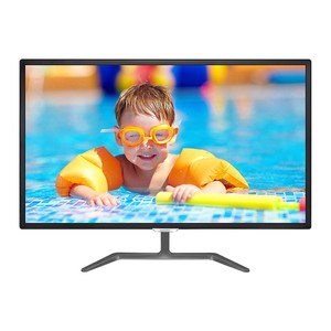 Philips 323E7QDAB 31.5 inch Full-HD LED E Line Monitor IPS technology Black
