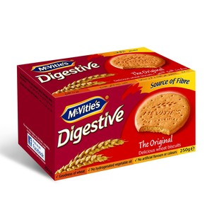 Mcvities Digestive Biscuits 250g
