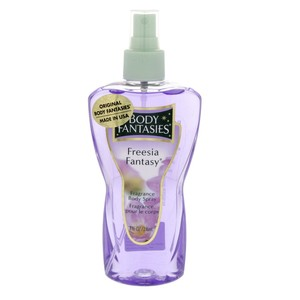 Body Fantasies Freesia Fragrance Body Spray 236ml