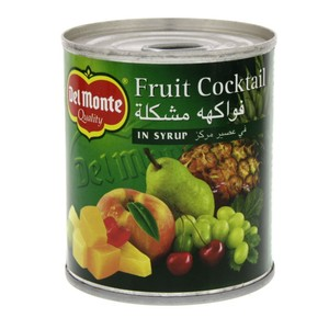 Delmonte Fruit Cocktail In Syrup 227g