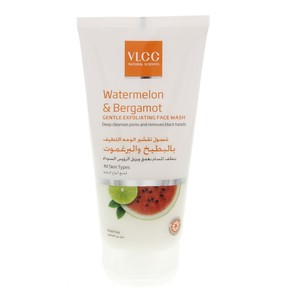 Vlcc Watermelon And Bergamot Gentle Exfoliating Face Wash 150ml