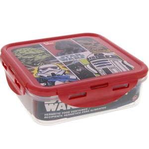 Star Wars Hermetic Food Container Square 82464 750ml