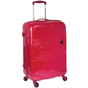 Wagon R 4Wheel Hard Trolley PC7186 24inch