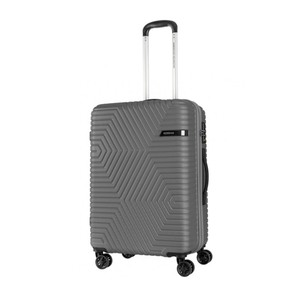 American Tourister Ellen 4 Wheel Hard Trolley 68cm Grey
