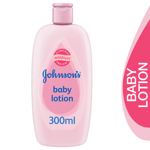 Johnson's Baby Baby Lotion 300ml