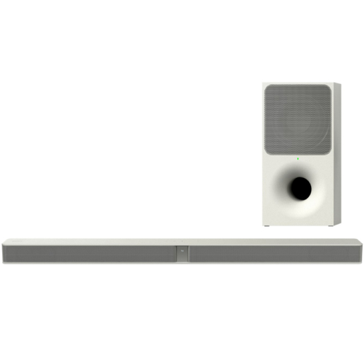 Sony Soundbar 2.1 Channel HT-CT290 White