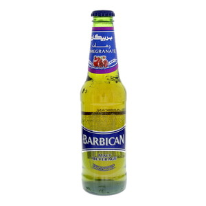 Barbican Pomegranate Non Alcoholic Beer 330ml x 6 Pieces