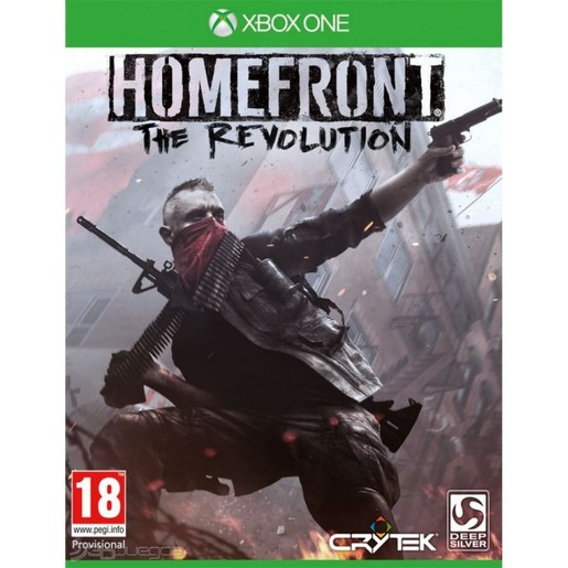 Xbox One Homefront The Revolution Day One Edition