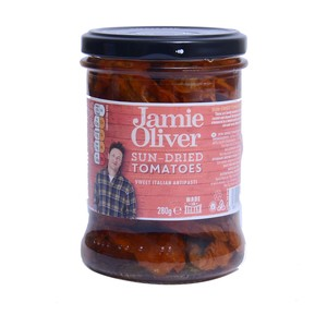 Jamie Oliver Sun Dried Tomatoes 280g