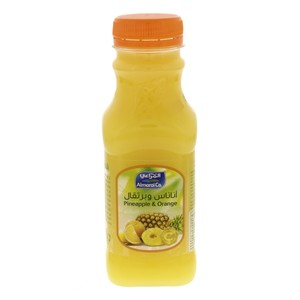 Al Marai Pineapple & Orange Juice 300ml