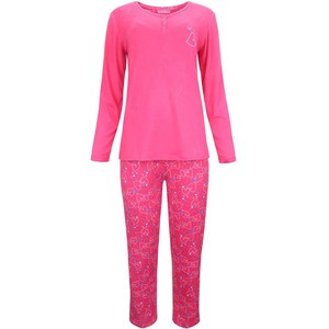 De Backers Women's Pyjama Set Long Sleeve W18-08P