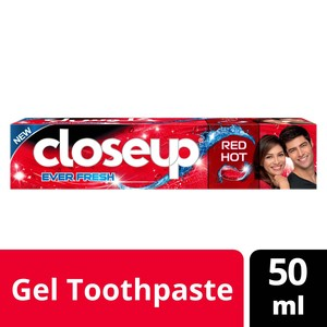Closeup Toothpaste Red Hot 50ml