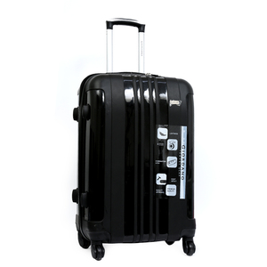 Giordano Hard Trolley TravelGear 20inch Black