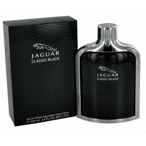 Jaguar Classic Black EDT Men 100 ml