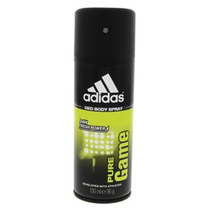 Adidas Deo Body Spray Pure Game 150ml