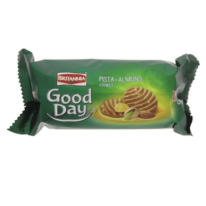 Britannia Good Day Pista and Almond Cookies 90g