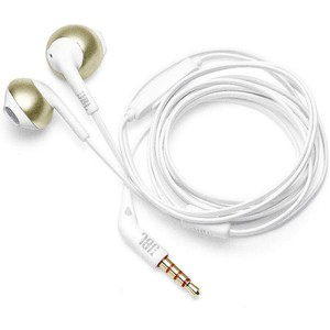 JBL In-Ear Headphone T205 Champagne Gold