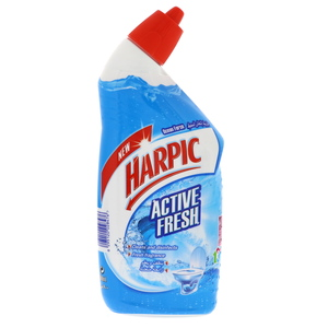 Harpic Toilet Cleaner Active Fresh Ocean Force 500ml