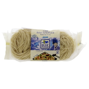 Blue Dragon Fine Egg Noodles 300g
