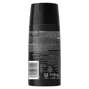 Axe  Gold Temptation Bodyspray for Men 150ml