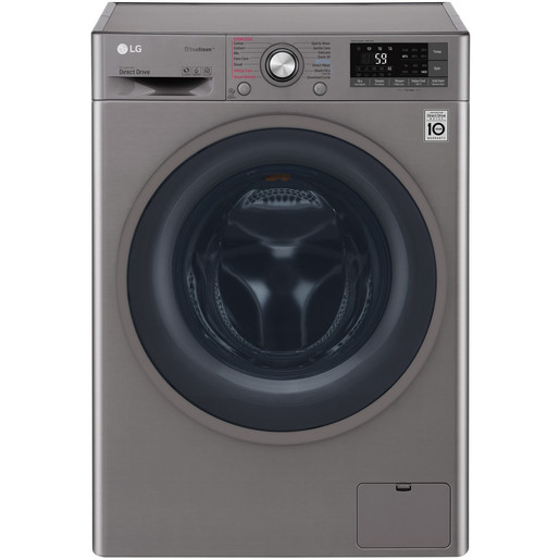 Buy LG Front Load Washer & Dryer F4J7THP8S 8/5Kg - Washer & Dryers