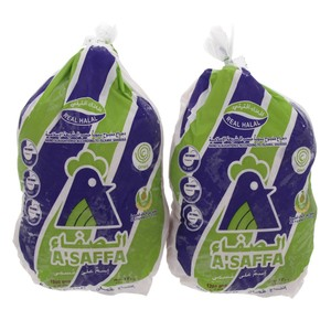 Asaffa Frozen Chicken 1.2kg x 2pcs