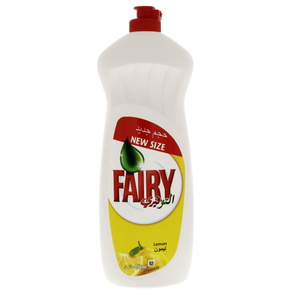 Fairy Dishwashing Liquid Lemon 750ml