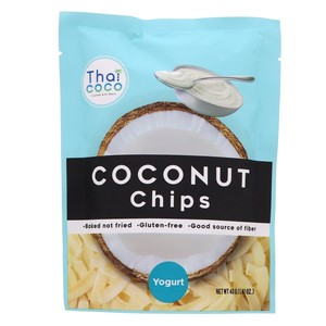 Thai Coco Coconut Chips Yogurt 40g