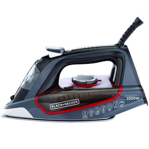 Black&Decker Steam Iron  X2050-B5 2200W